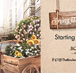 spring at the boulevard
